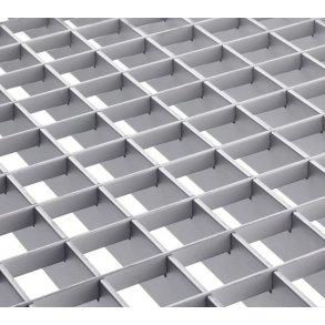 PR230-33-2 - 30x2 mm bærerib standard